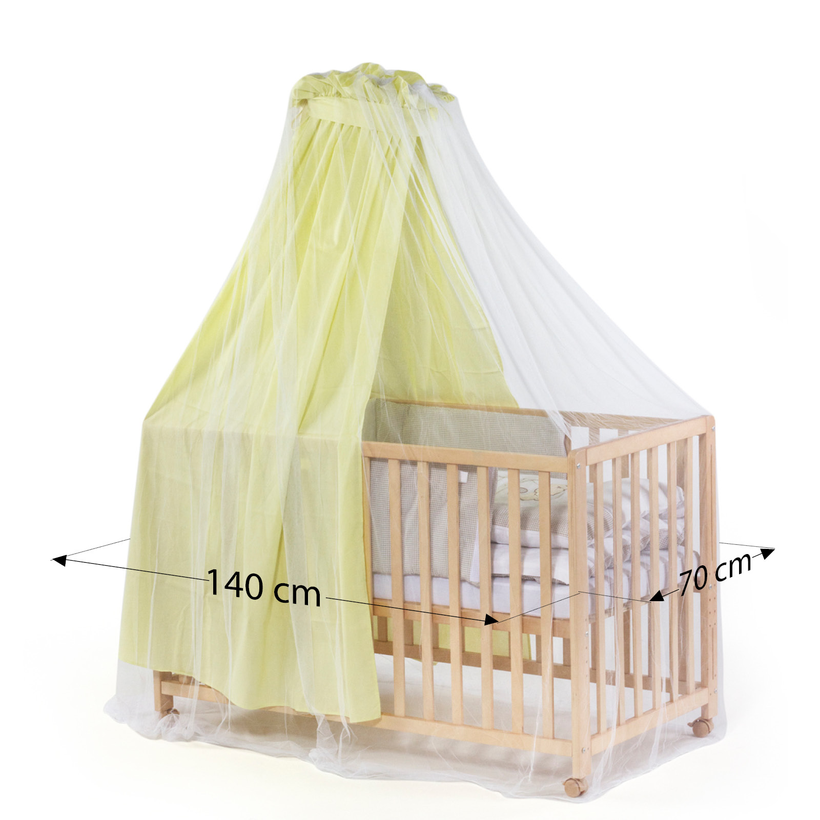 Mosquito Net Cot with Canopy  sc 1 st  DIAGO & DIAGO - Mosquito Net Cot with Canopy