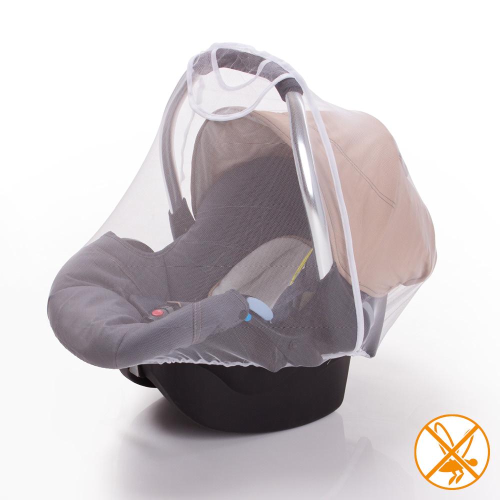 Mosquito Net Baby Car Seat