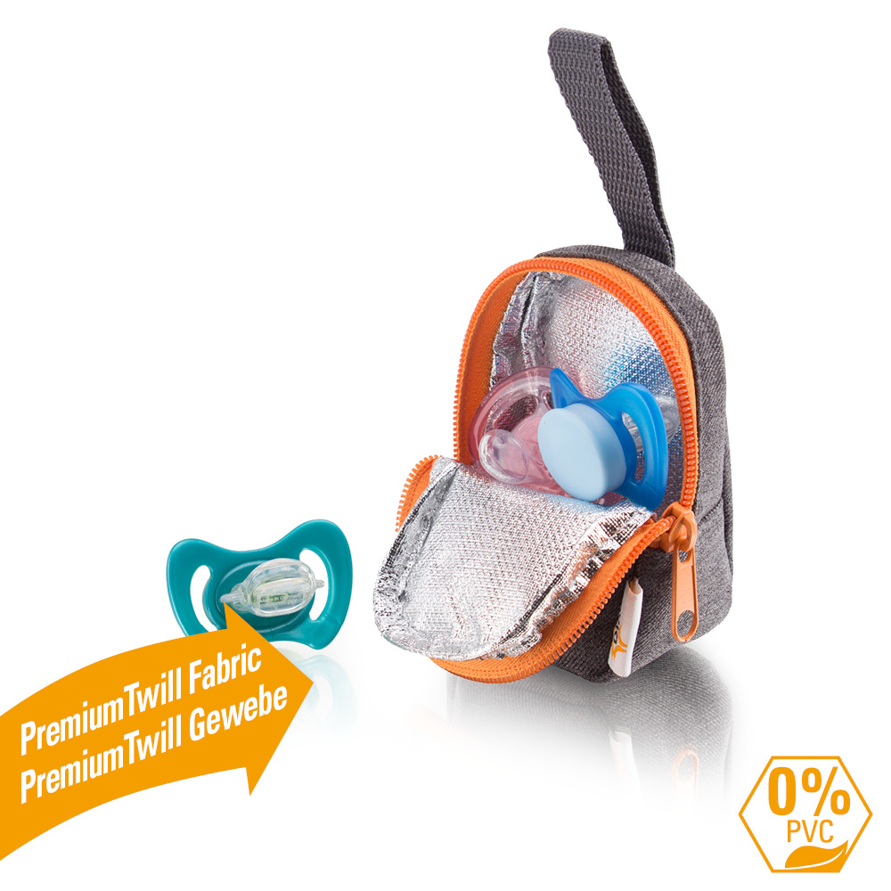 Deluxe Pacifier Pouch